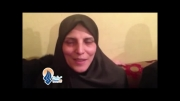 سخنان مادر شهید علی سامی رعد درباره شهادت جوانش