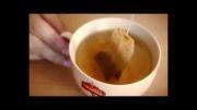 تیزر تبلیغاتی چای زعفرانی شاهسوند