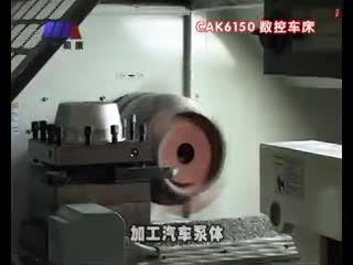 دستگاه تراش cnc با بستر تخت