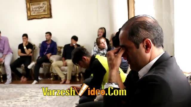 صحبت های جانسوزانه همسر هادی نوروزی...
