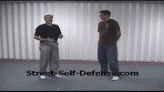 آموزش دفاع شخصی در برابر لگد