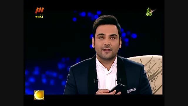 گفتگوی تلفنی احسان علیخانی با دکتر ظریف