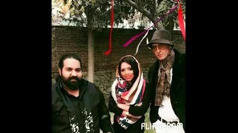 عکسهای مرتضی پاشایی و همسرش.