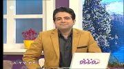 گفتگوی تلفنی با حمزه آزاد در برنامه صبح و دیجیتال شبکه 2