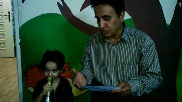 کودک بازاریاب نیکوفکر - مهلا