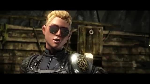 Mortal Kombat X: All Cassie Cage Intro Dialogue