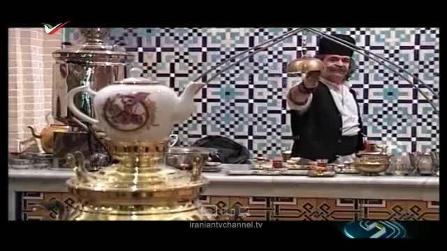 سود سرشار قلیان سراها در تهران- روزی 5 میلیون تومان!