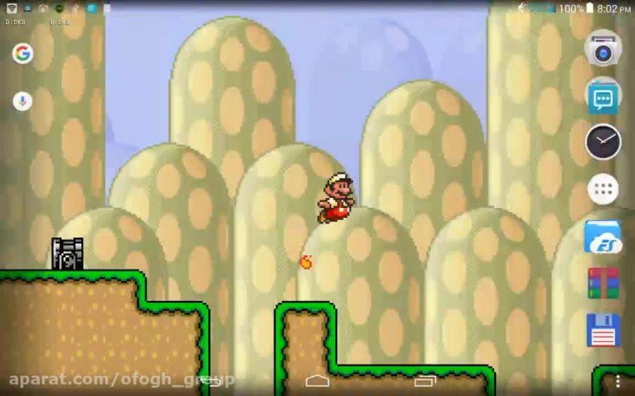 والپیپر زنده ماریو