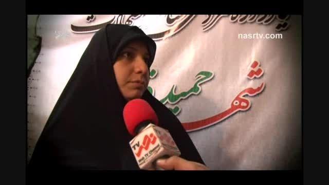 خاطره فرزند شهید حمید قربانی از رویت پدر پس از شهادت!!!