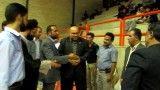 ریئس فدراسیون کونگ فو ایران در مسابقات انتخابی تیم ملی اصفهان شهریور 1390