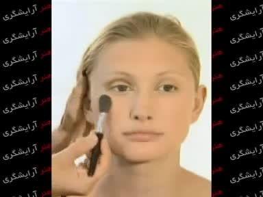 آموزش آرایش 3 - سایه چشم