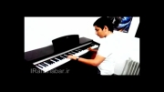 پسری که ثابت کرد برای پیانو زدن پنج انگشت لازم نیست