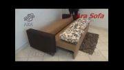 کاناپه تختخواب شو مدل B22