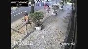 5 به 1.دزدی وحشیانه از پسر جوان