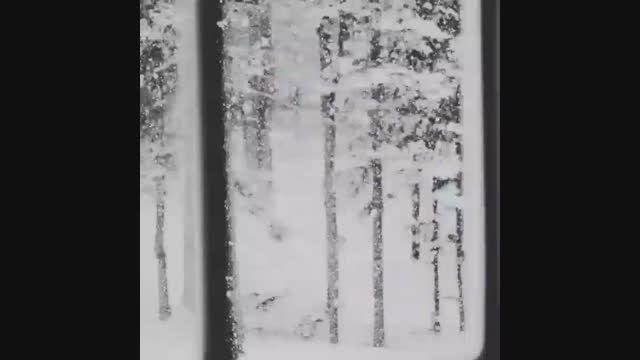اهنگ بسیار قشنگ و زیبا برای زمستان