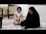 آرمیتا رضایی نژاد دختر شهید داریوش رضایی نژاد