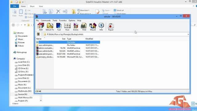 چگونه فایل های خود را فشرده کنیم؟ آموزش Win Rar