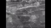 تصاویر ضبط شده توسط دوربین مداربسته حرارتی FLIR