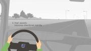 43. کامیون های شرکت ولوو _ سیستم  فرمان و کنترل کامیون