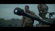 دانلود تریلر فیلم Fury 2014 با بازی برد پیت