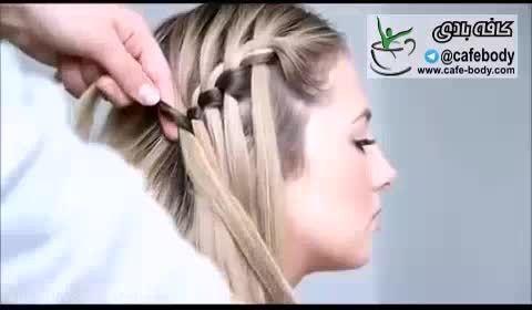 آموزش بافتن مو در چند دقیقه