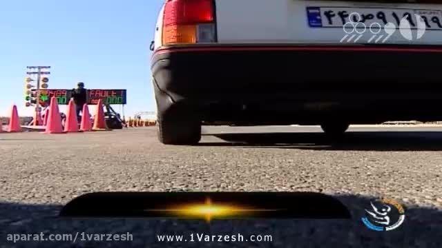 نفرات برتر اتومبیلرانی و موتورسواری سرعت مشخص شدند