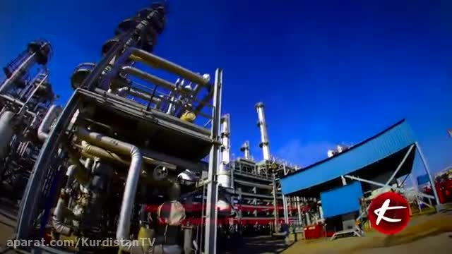 پالایشگاه های نفتی شهر اربیل