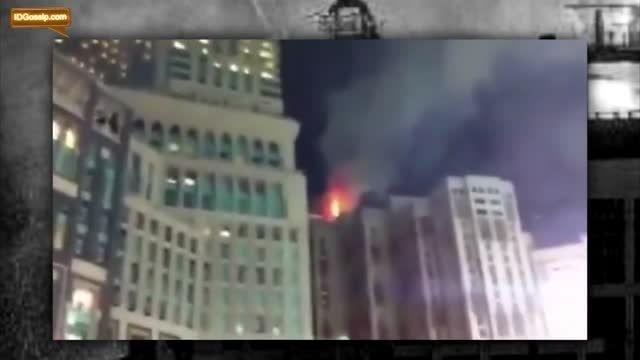 آتش سوزی در هتلی در مکه با دو کشته و هزار آواره