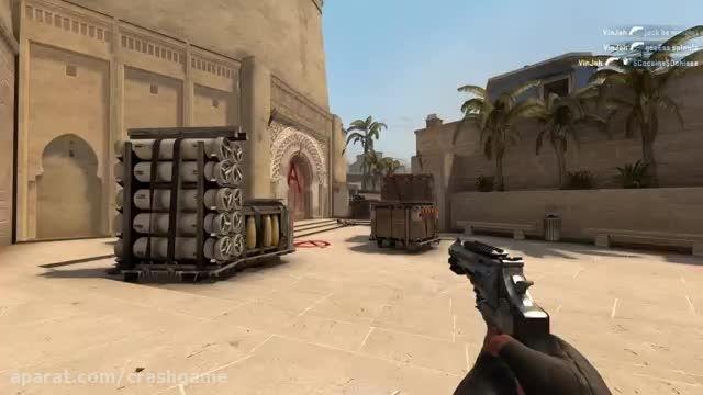 CSGO New Pistol, R8 Revolver