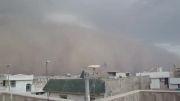 توفان عجیب در تهران ویدئو جدید کیفیت متوسط