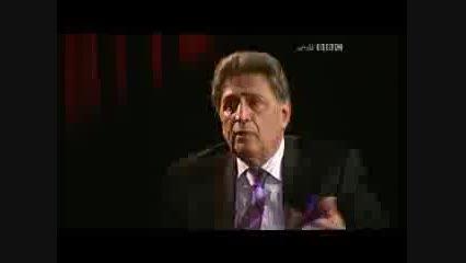 گفتگوی مرحوم صادق طباطبایی با بی بی سی