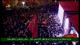 استقبال بی نظیر بروجردی ها از ضریح امام حسین
