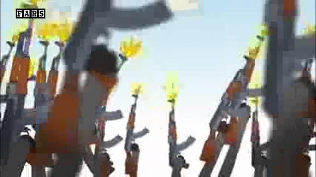 گریه « اوباما » بر سر جنازه  عناصر داعش در سوریه