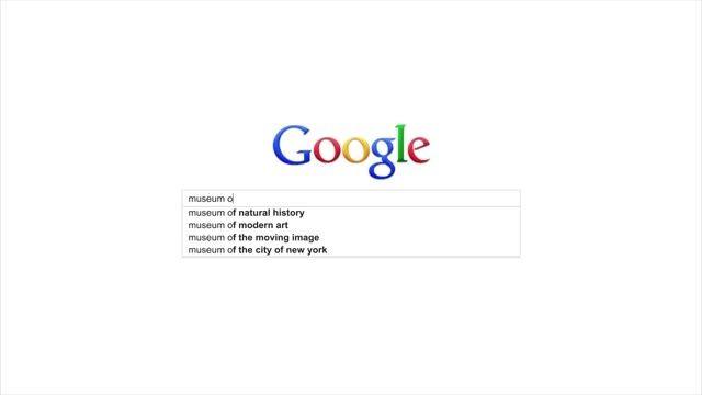تغییر لوگو گوگل