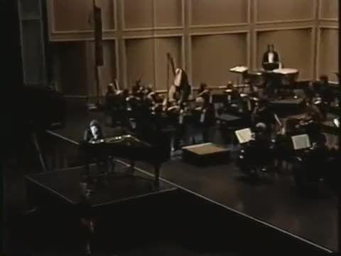 نوازندگی پیانو از شهرداد روحانی قطعه ژیلا