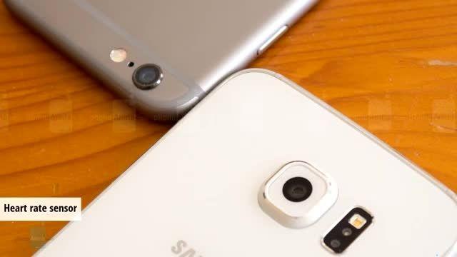 6 ویژگی Galaxy S6 که در آیفون 6 وجود ندارد