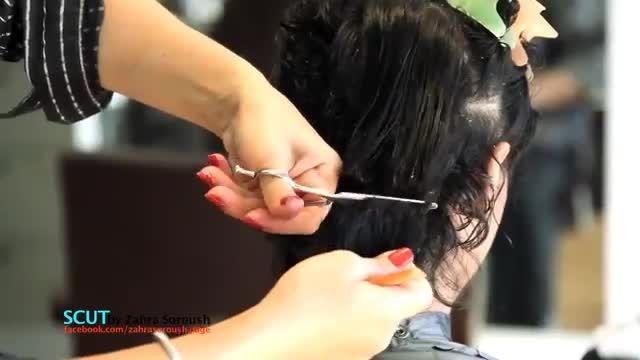 آموزش جدید مدل بافت مو دخترانه و پسرانه