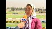 قدر ترین راننده های دختر ایرانی...بزن به افتخارش.