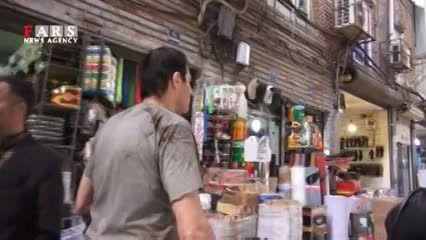 حال نزار بازار شب عید/ مردم تماشاگر؛ بازاری ها نظاره گر