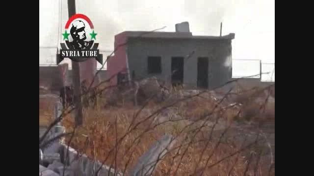 عملیات عشایر حامی ارتش سوریه علیه داعش در دیرالزور
