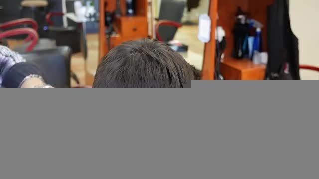 آرایش موی مردانه را یاد بگیرید!