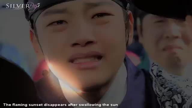 موزیک ویدیو سریال ماه در آغوش خورشید(افسانه خورشید وماه