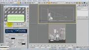 دانلود رایگان آموزش تصویری وی ری در معماری - تری دی مکس