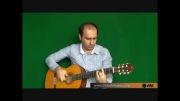 آموزش تکنیک های ریتم نوازی گیتار 4/4