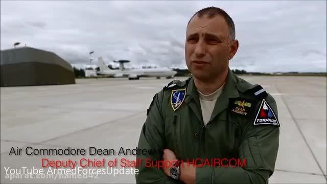 جنگنده های ناتو برای مقابله با سوخو 35 روسیه