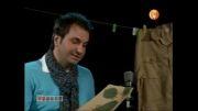 لباس سربازی رضا پاپی