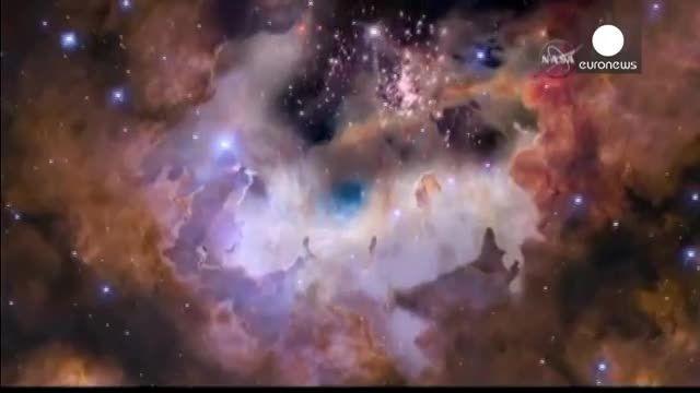 تصاویر زیبا از کهکشان