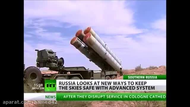 ارسال موشک های اس 400 روسیه به مرز ترکیه