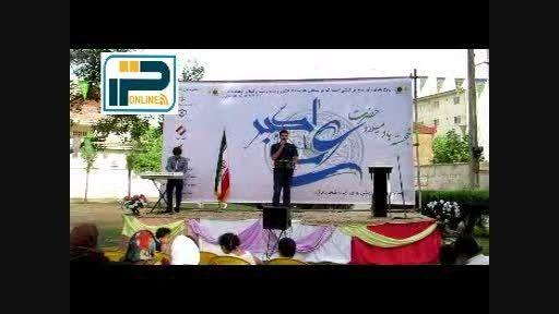 جشن بزرگ جوان در بوستان بهار رشت 3