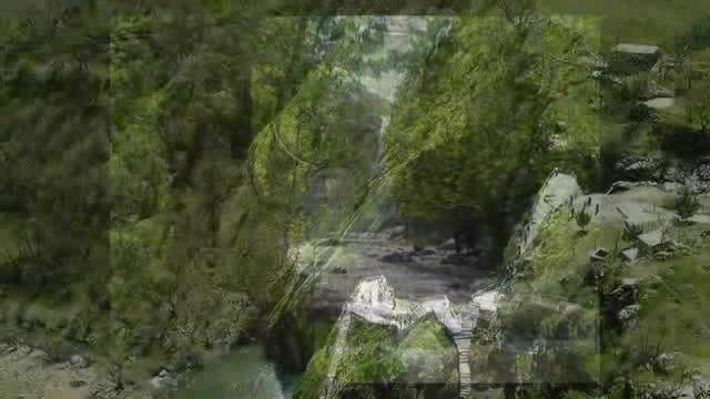 آذربایجان غربی- آبشار شلماش